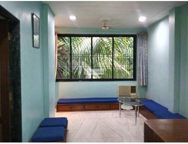 Living Room - Adarsh Nagar Society, Worli