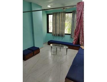 Living Room2 - Adarsh Nagar Society, Worli