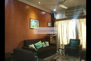 Living Room - Cannon, Bandra West