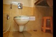 Master Bathroom - Cannon, Bandra West