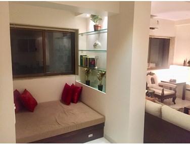 Living Room2 - Oyster Shell, Juhu