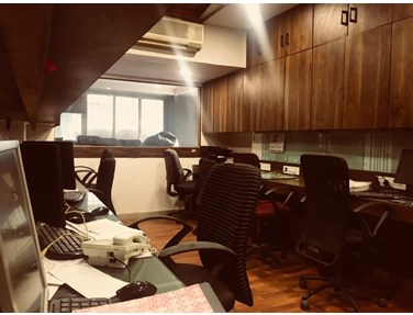 Office on rent in Upvan Building, Andheri West