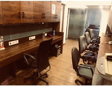 Workstations1 - Upvan Building, Andheri West