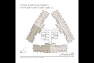 Floor Plan6 - Oberoi Esquire, Goregaon East