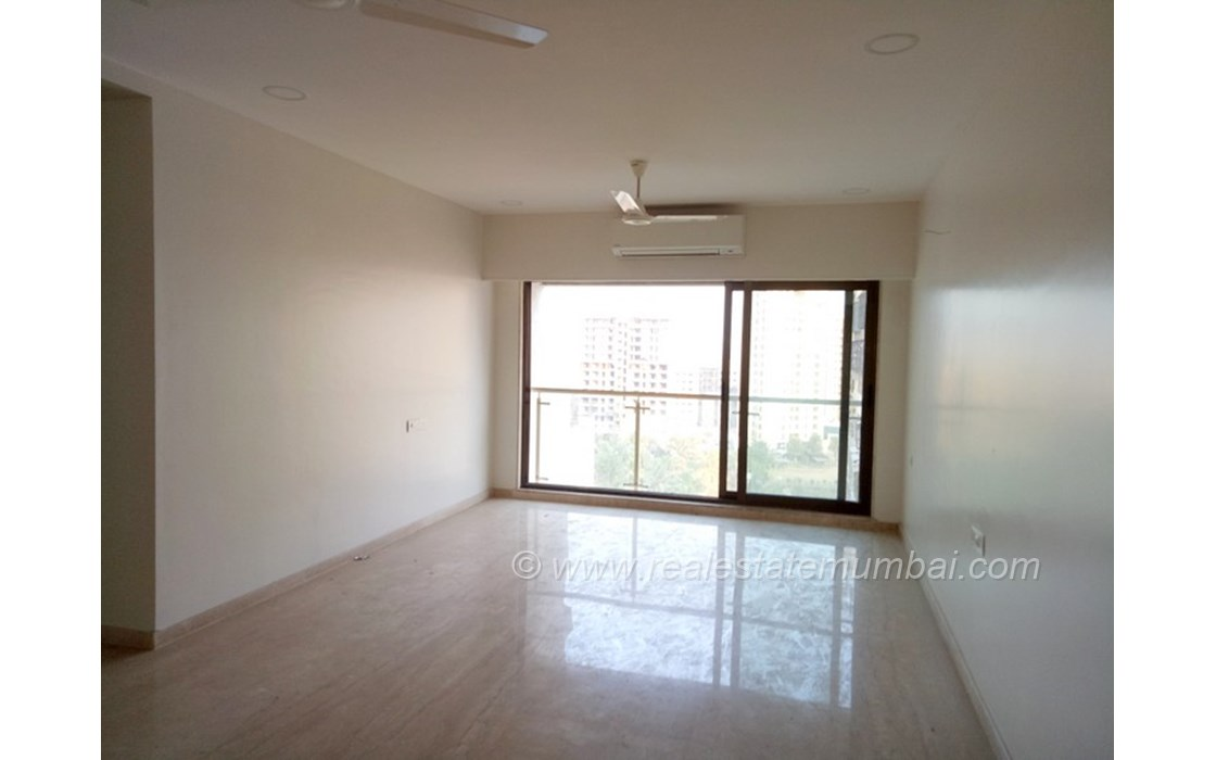 Living Room - Sorrento, Andheri West