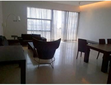 Living Room - Writer Residences, Bandra West