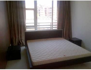 Master Bedroom - Writer Residences, Bandra West