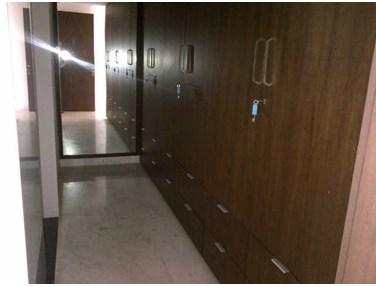 Master Bedroom1 - Writer Residences, Bandra West