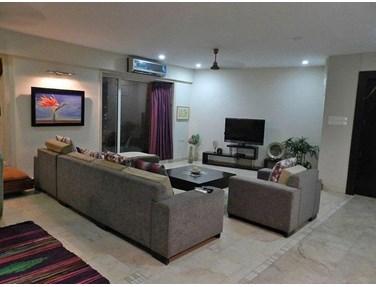 Flat on rent in Orbit Heights, Tardeo