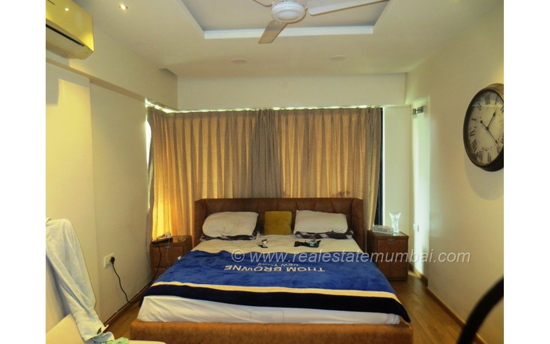 Bedroom 2 - Imperial Heights, Bandra West