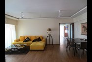 Living Room - Imperial Heights, Bandra West