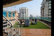 Terrace - Imperial Heights, Bandra West
