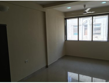 Living Room1 - Usha Sadan, Colaba