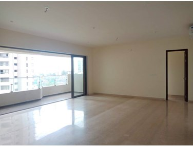 Flat on rent in L and T Emerald Isle, Powai