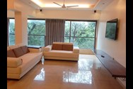 Living Room - Dharam Jyot, Bandra West