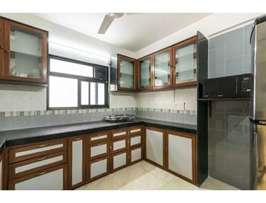 Kitchen - Amar Towers, Juhu