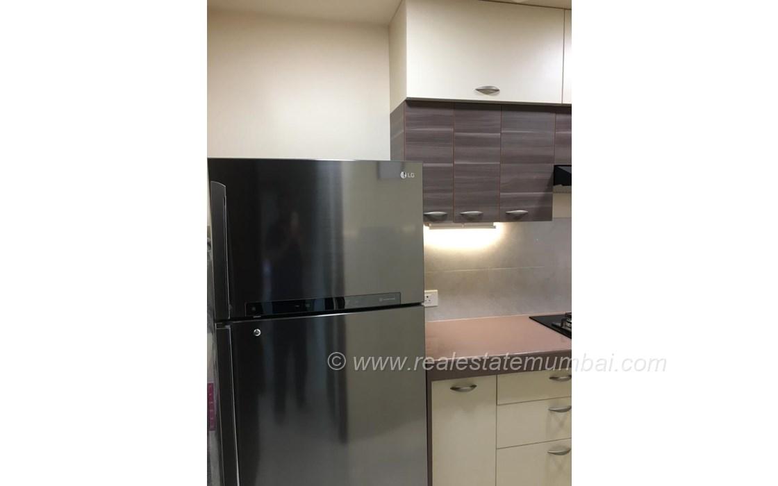Kitchen - Neelamber, Bandra West