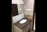 Master Bathroom - Neelamber, Bandra West