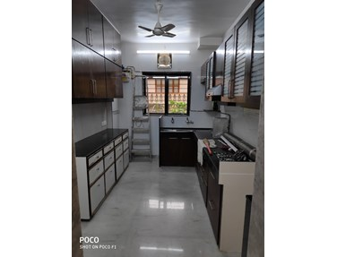 Kitchen2 - Bhanu Apartment, Juhu