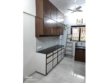 Kitchen3 - Bhanu Apartment, Juhu