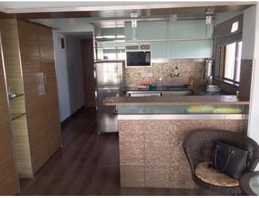 Flat on rent in Cliff Tower, Bandra West