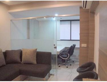 Living Room1 - Madhuban, Worli