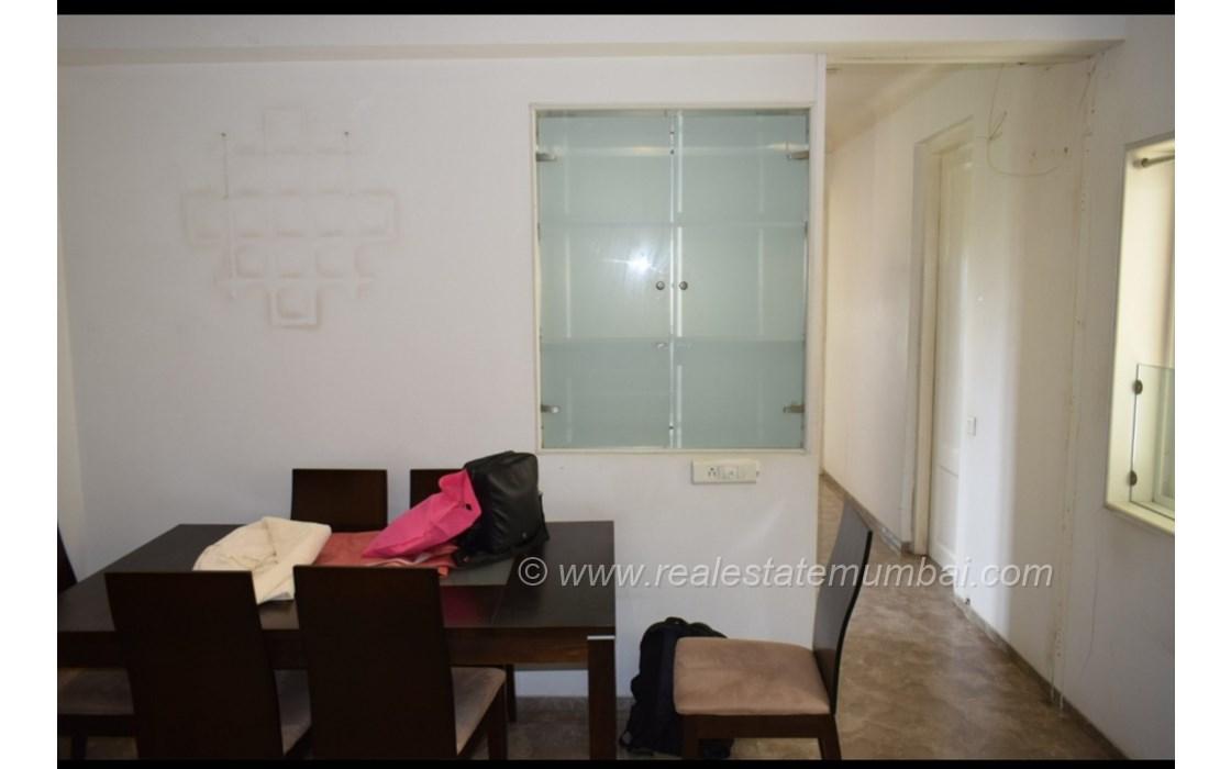 Living Room - Venus Apartment, Worli