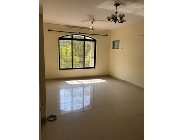 Living Room1 - Rushi Towers, Andheri West