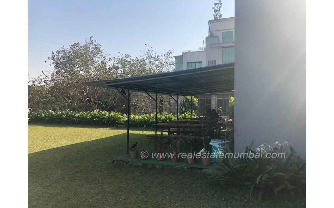 Terrace - Excom House, Andheri East