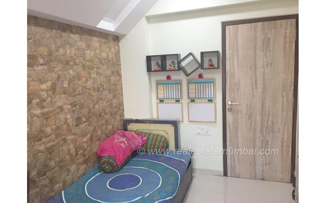 Bedroom 21 - Jagat Vidya, Bandra Kurla Complex