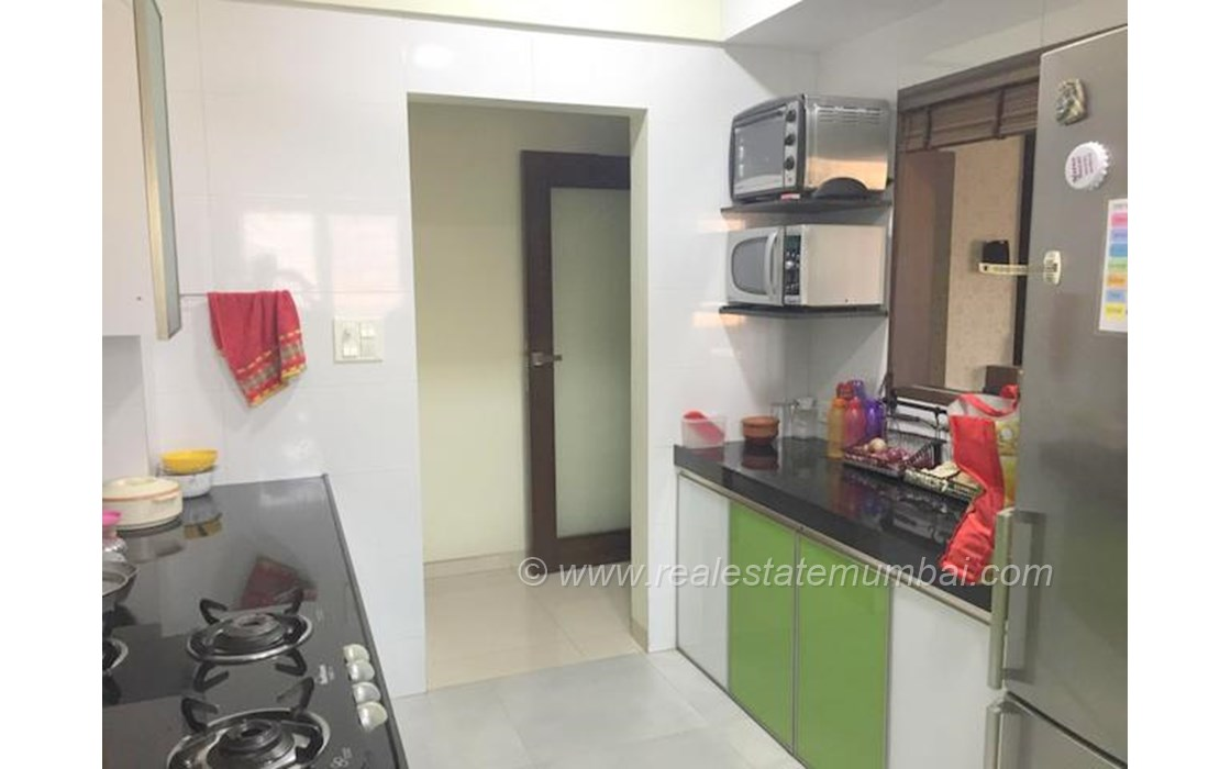 Kitchen1 - Jagat Vidya, Bandra Kurla Complex