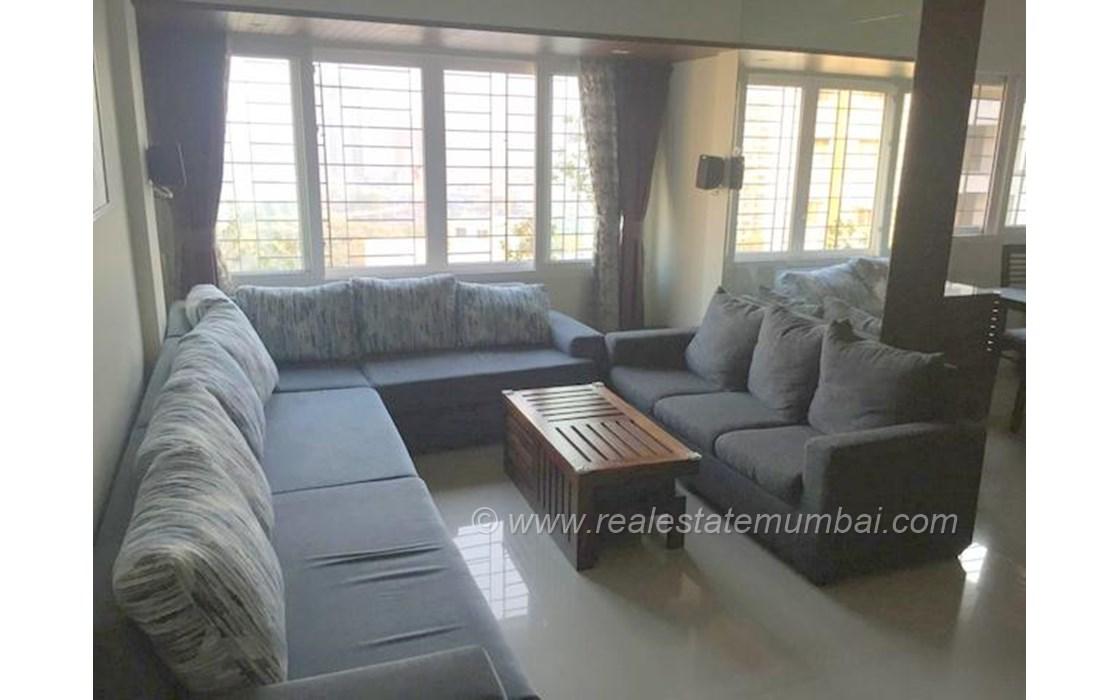 Living Room1 - Jagat Vidya, Bandra Kurla Complex