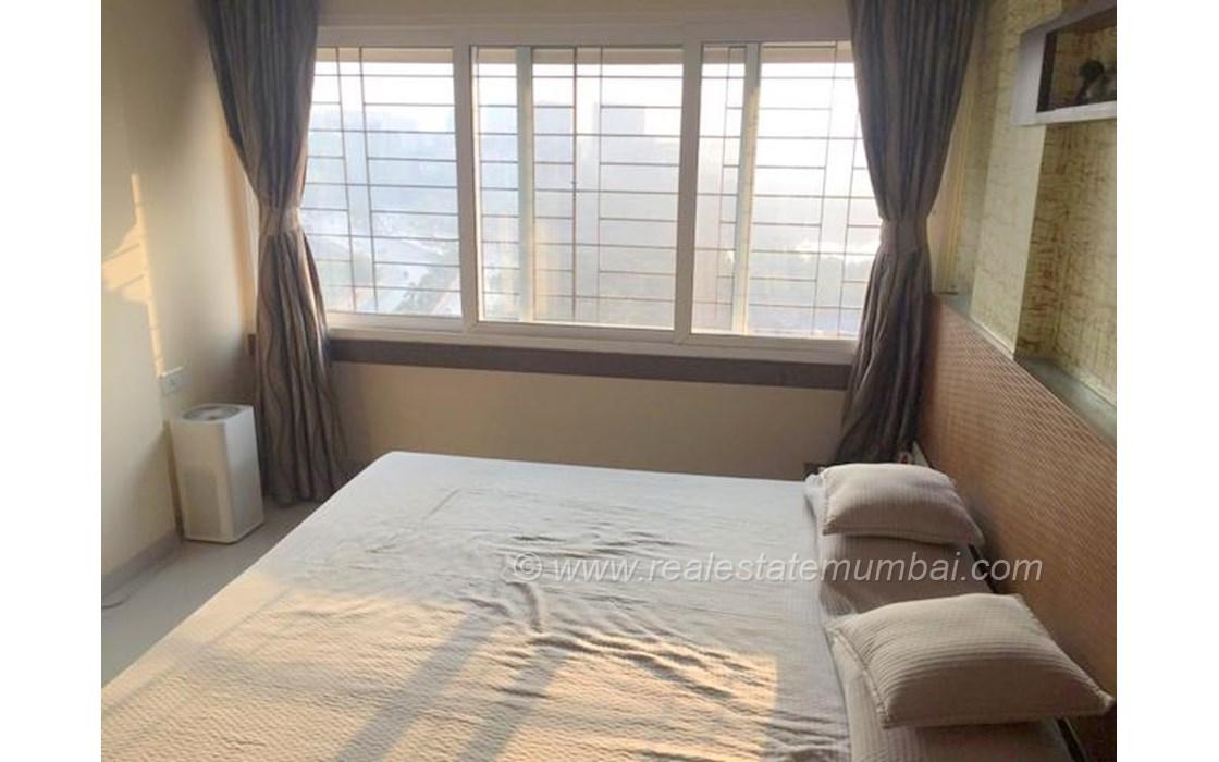 Master Bedroom1 - Jagat Vidya, Bandra Kurla Complex