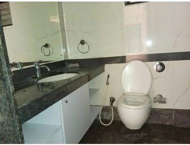 Master Bathroom - Raheja Classique 7, Andheri West