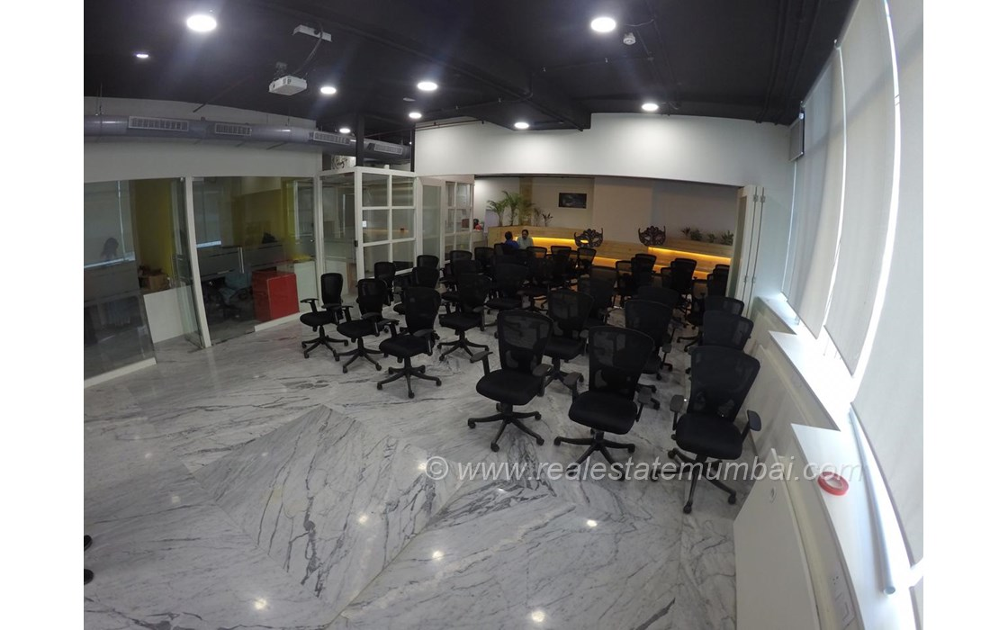 Common Area - Pinnacle Corporate Park, Bandra East