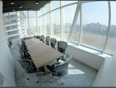 Office on rent in Pinnacle Corporate Park, Bandra East