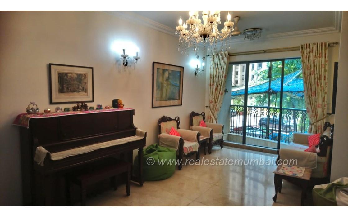 Living Room - Windermere, Andheri West