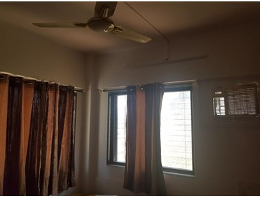 Living Room - Pankaj Mansion, Worli