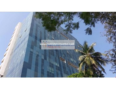 Office on rent in Quantum Towers, Malad West