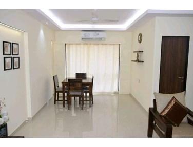 Living Room - Sethia Grandeur, Bandra East