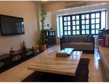 Living Room1 - Mangal Swagat, Bandra West