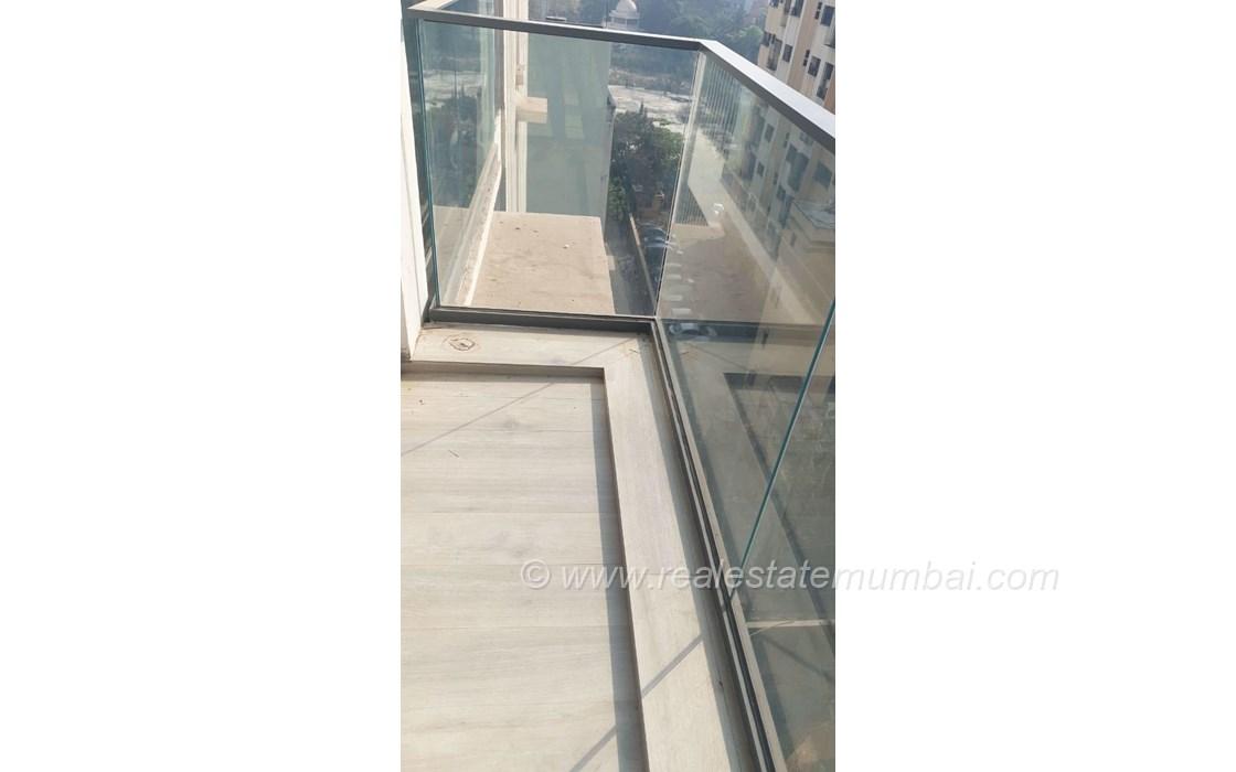 Balcony - Rustomjee Seasons, Bandra East