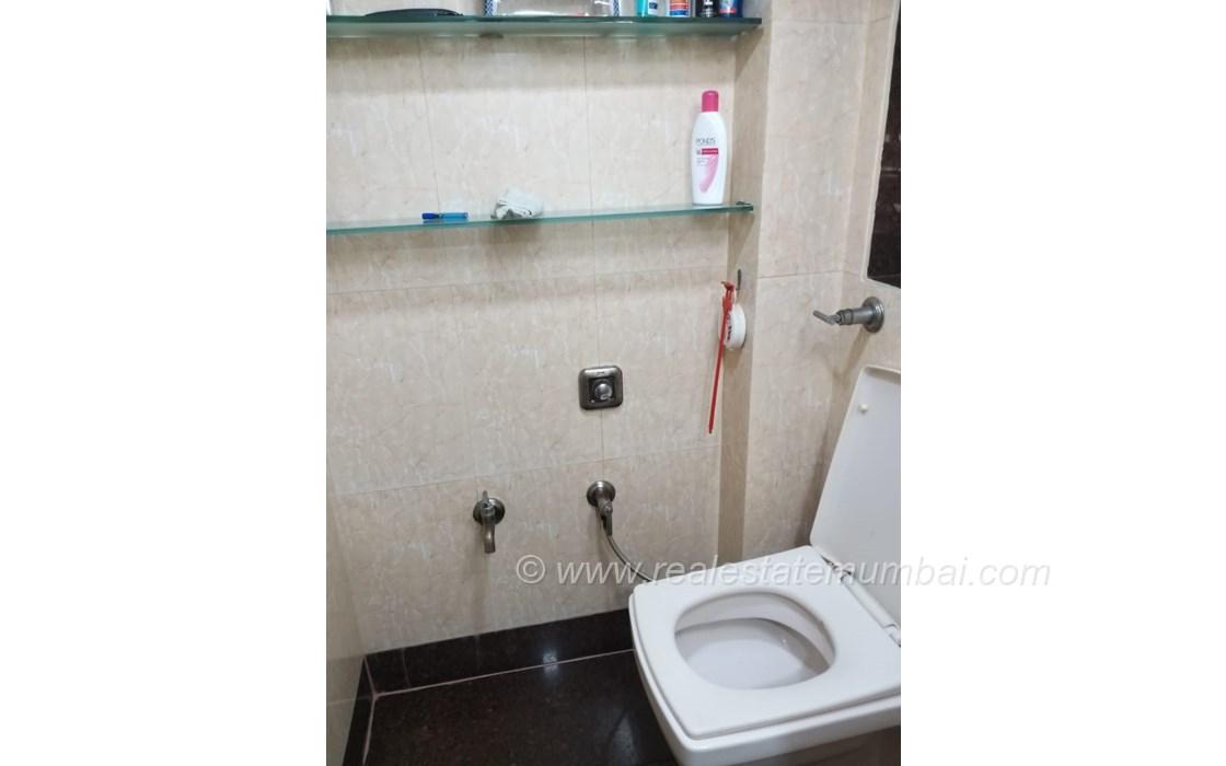 Bathroom 2 - Silver Croft, Andheri West