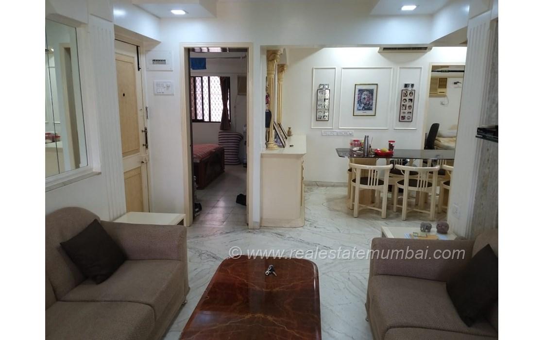 Living Room2 - Silver Croft, Andheri West