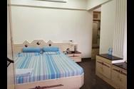 Master Bedroom1 - Silver Croft, Andheri West