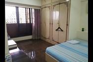 Master Bedroom2 - Silver Croft, Andheri West
