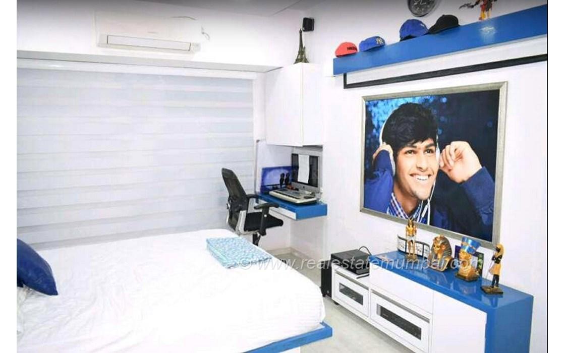 Bedroom 21 - Masalawala, Juhu