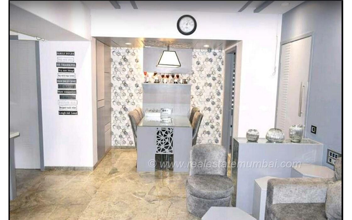 Living Room - Masalawala, Juhu