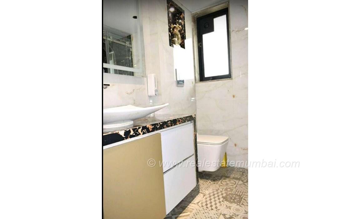 Master Bathroom - Masalawala, Juhu