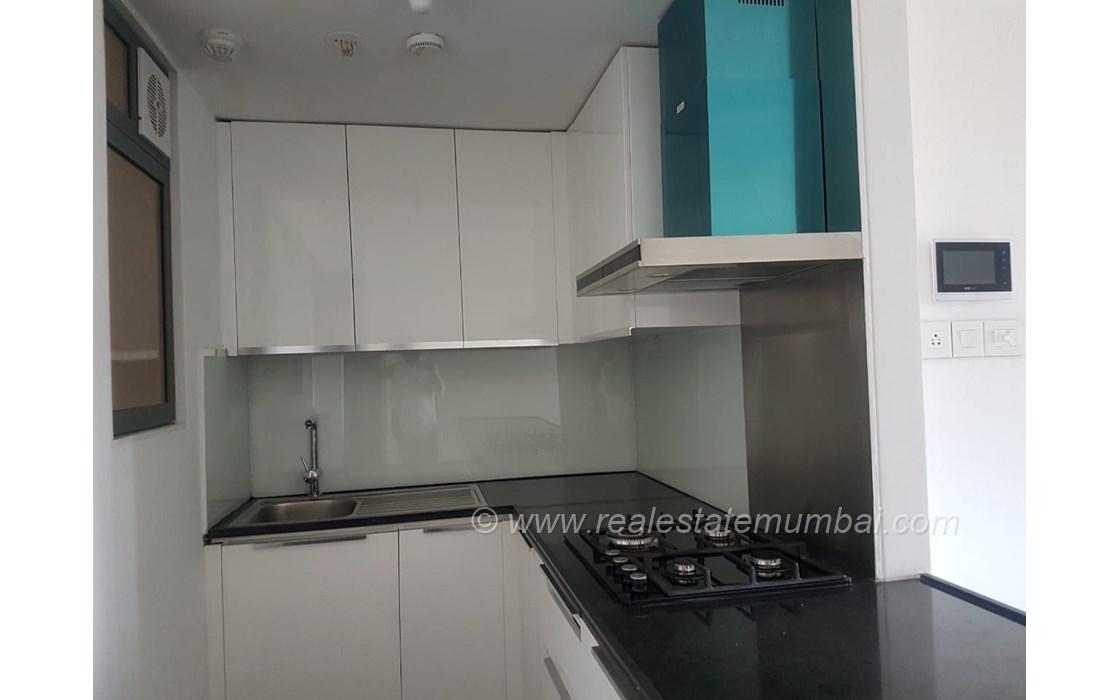 Kitchen - Lodha Estrella, Wadala